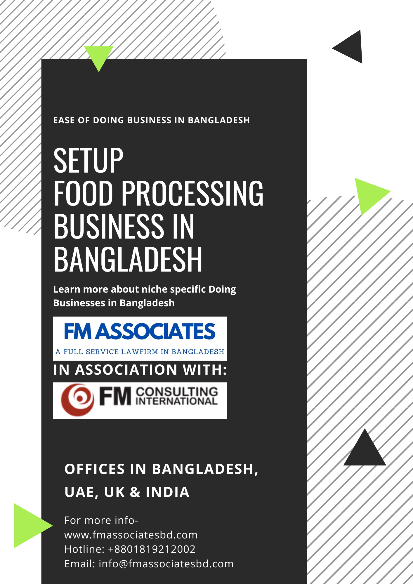 How to Setup Food Processing Business in Bangladesh