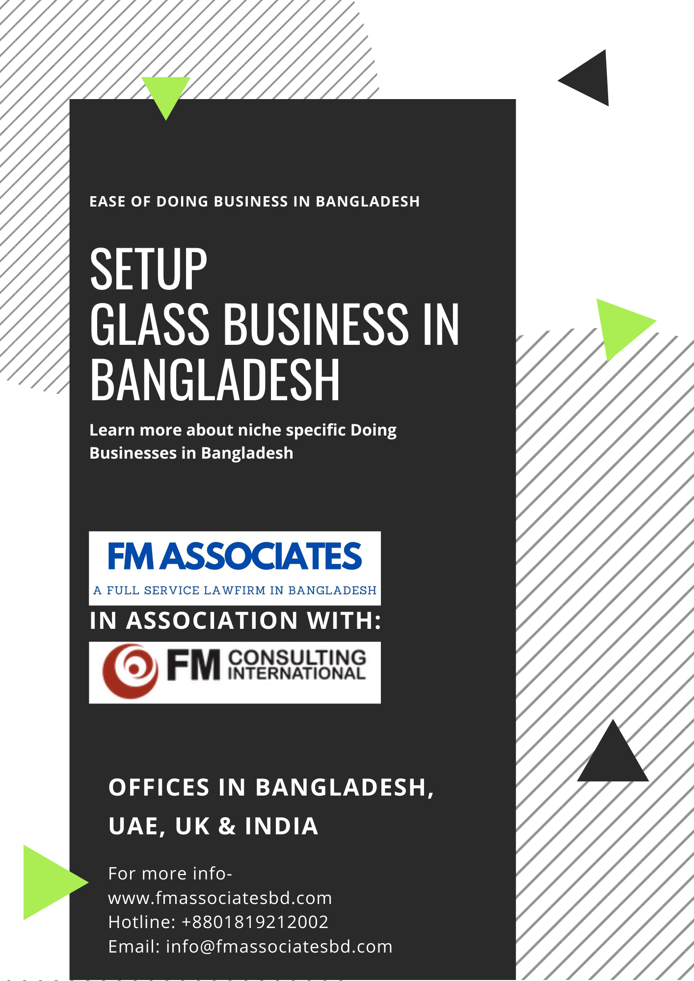 How to Setup Glass Business in Bangladesh