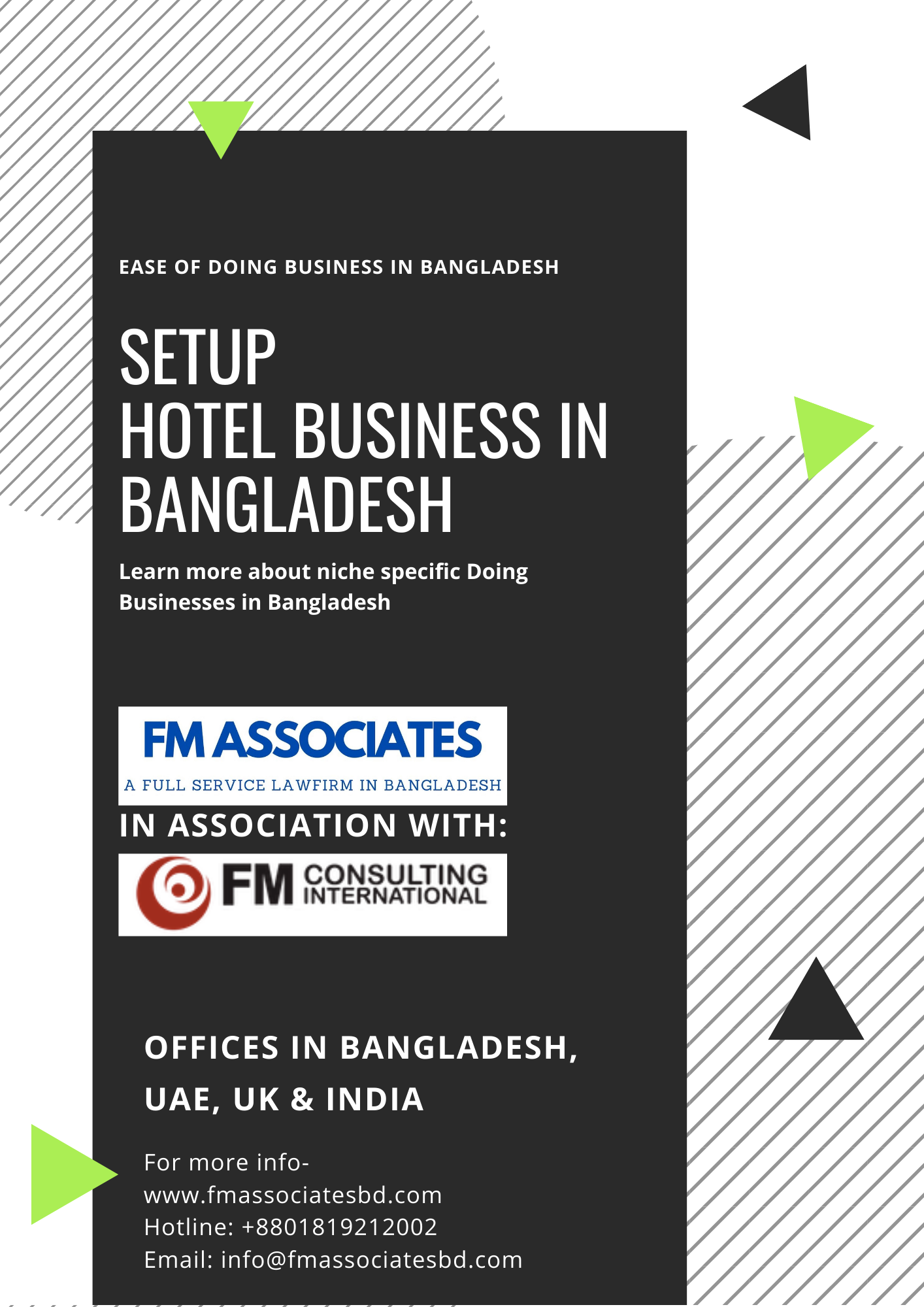 How to Setup Hotel & Tourism Business in Bangladesh