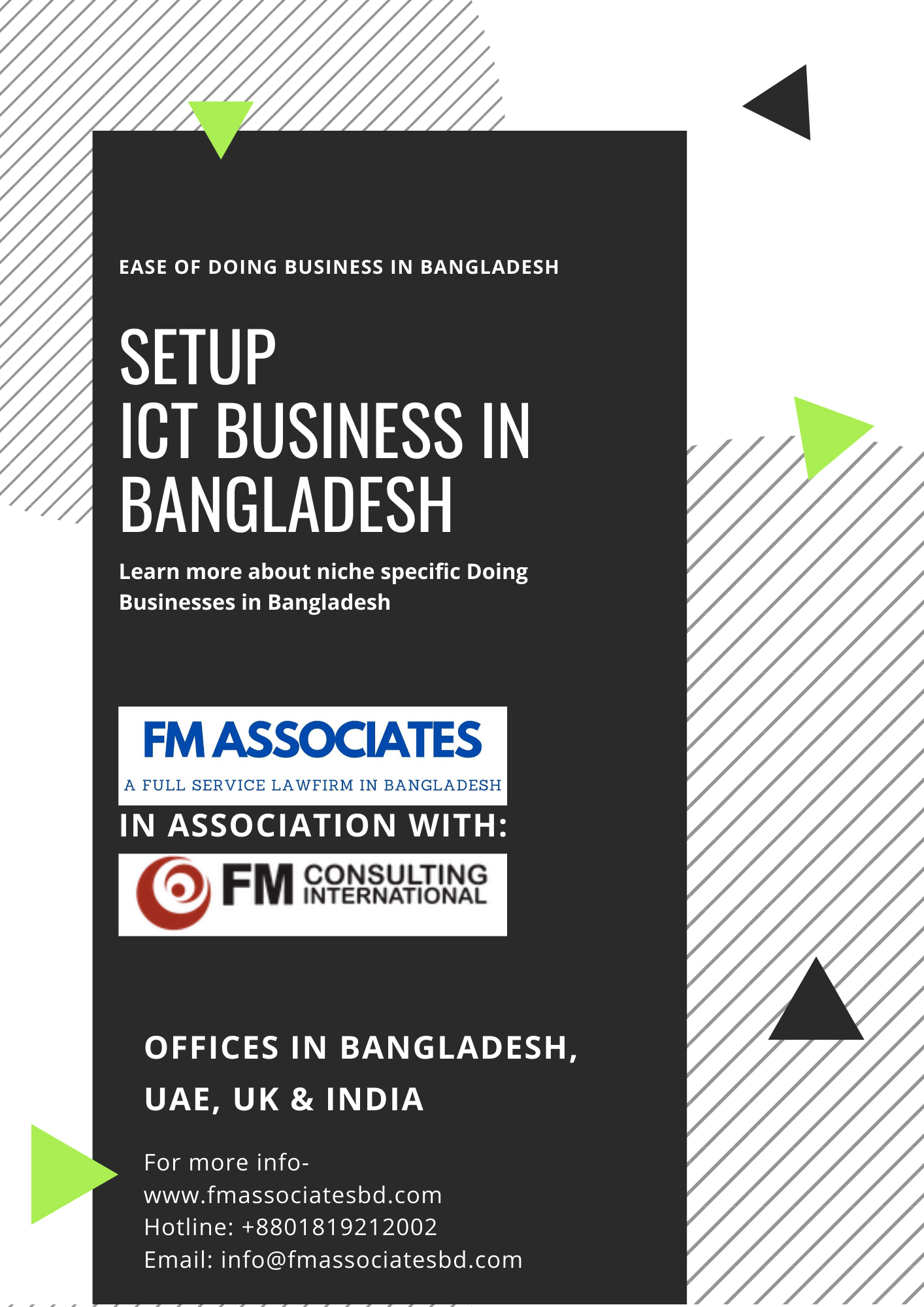 How to Setup ICT Business in Bangladesh