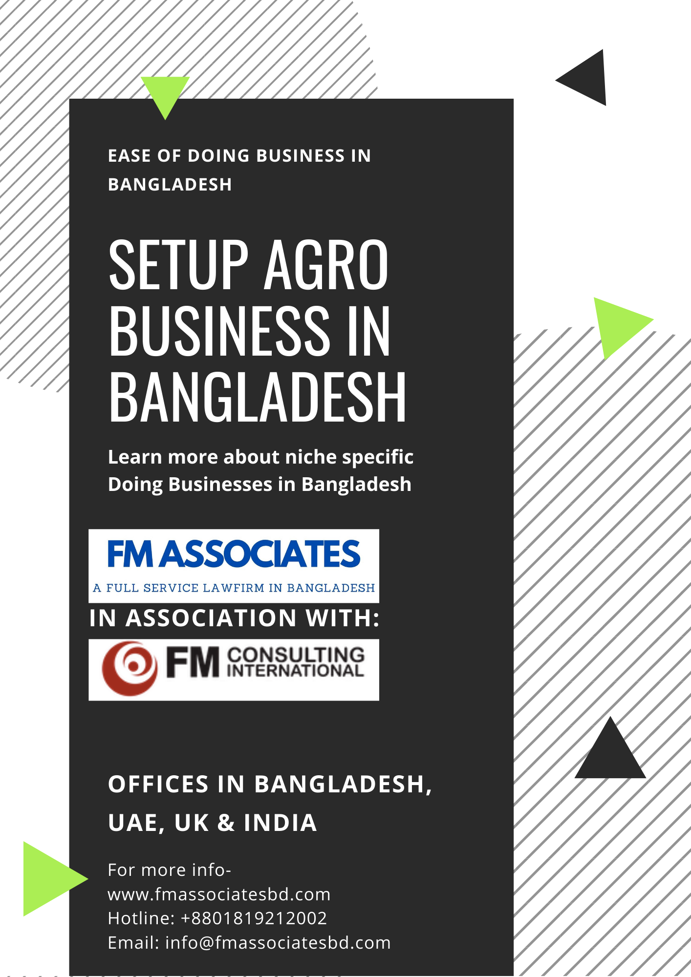 How to Setup Agro Business in Bangladesh