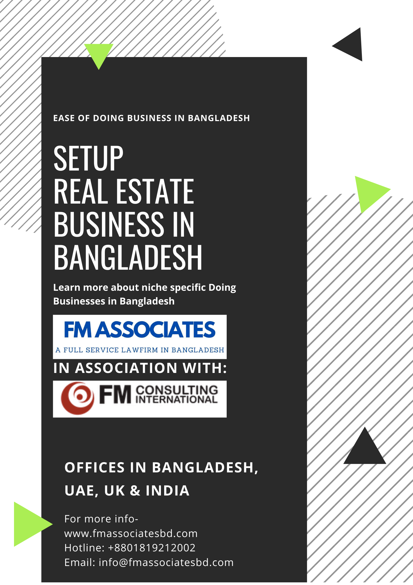 How to Setup Real Estate Business in Bangladesh