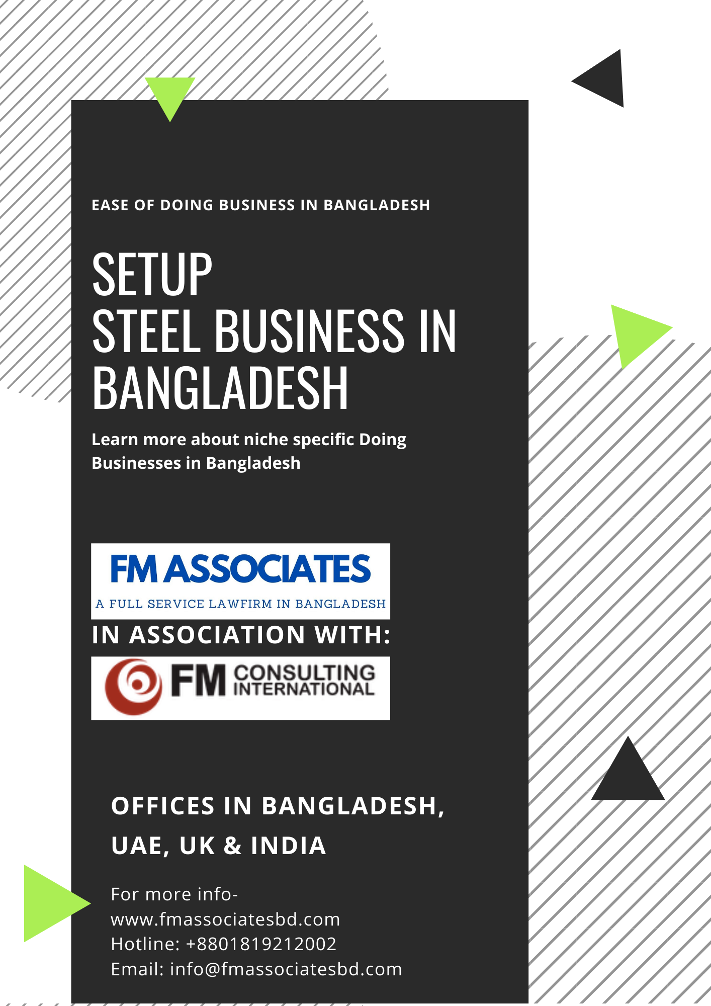 How to Setup Steel Business in Bangladesh