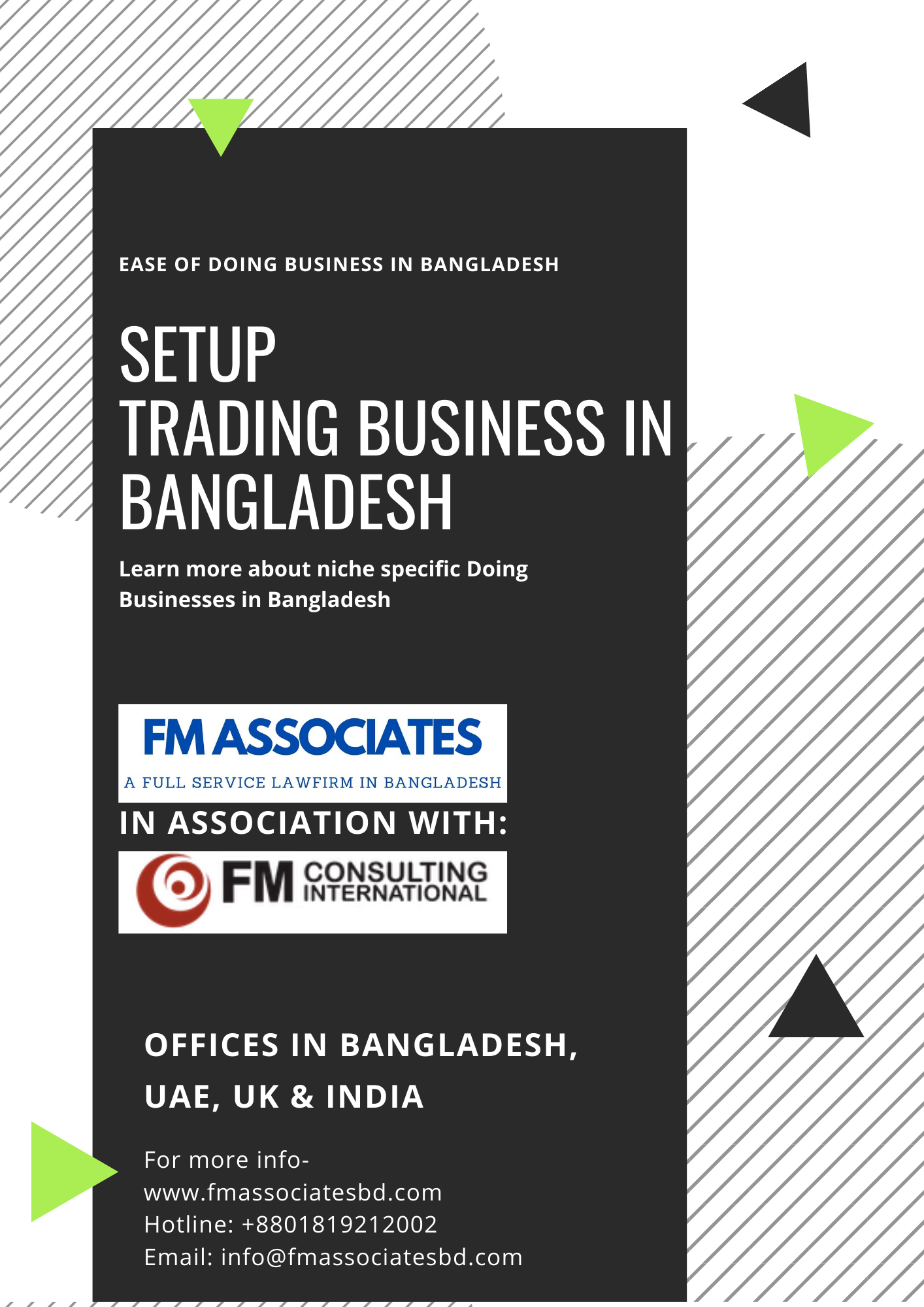 How to Setup Trading Business in Bangladesh