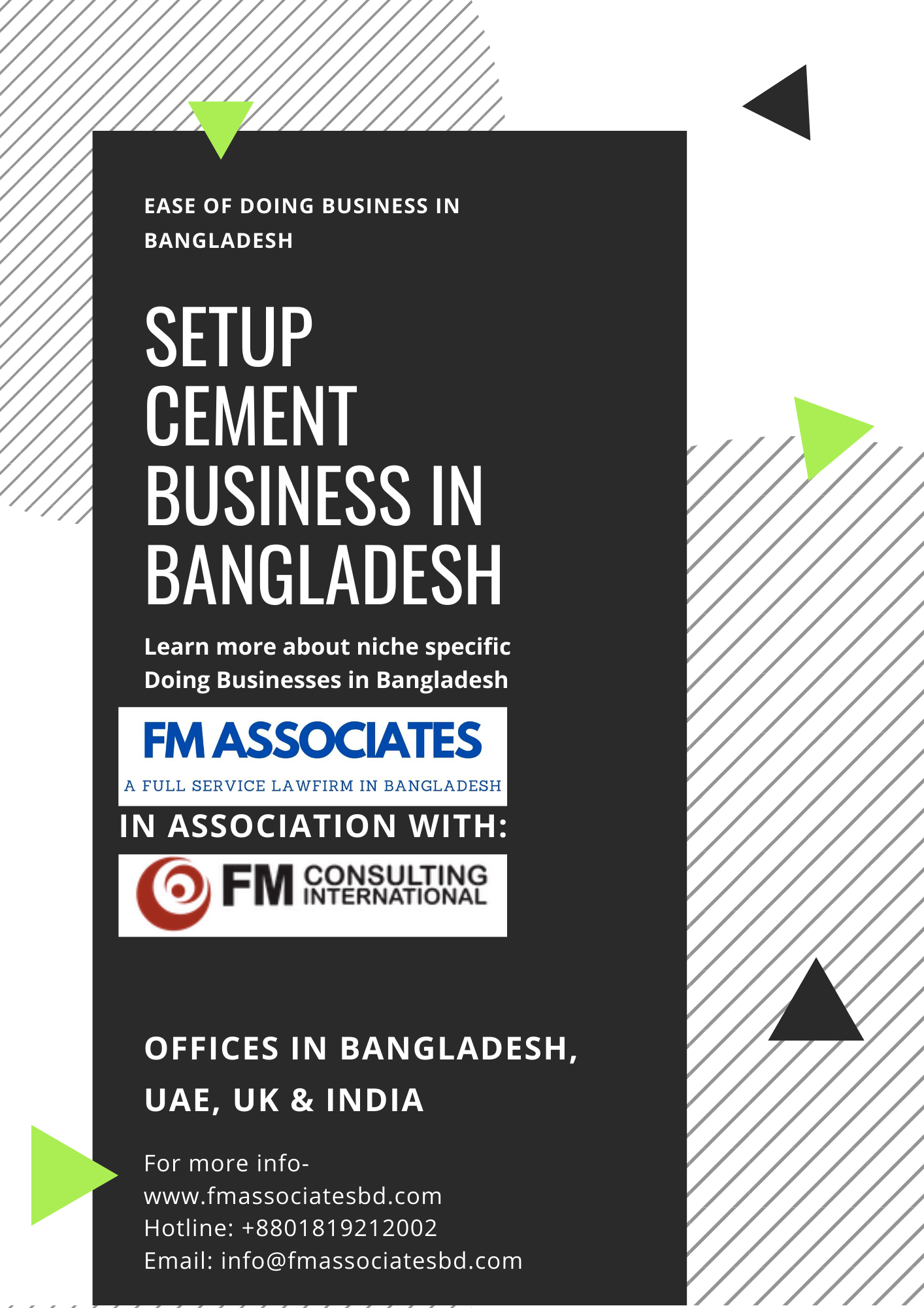 How to Setup Cement Business in Bangladesh