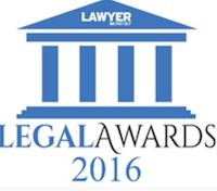 Lawyer Monthly - Legal Awards 2016 Winner