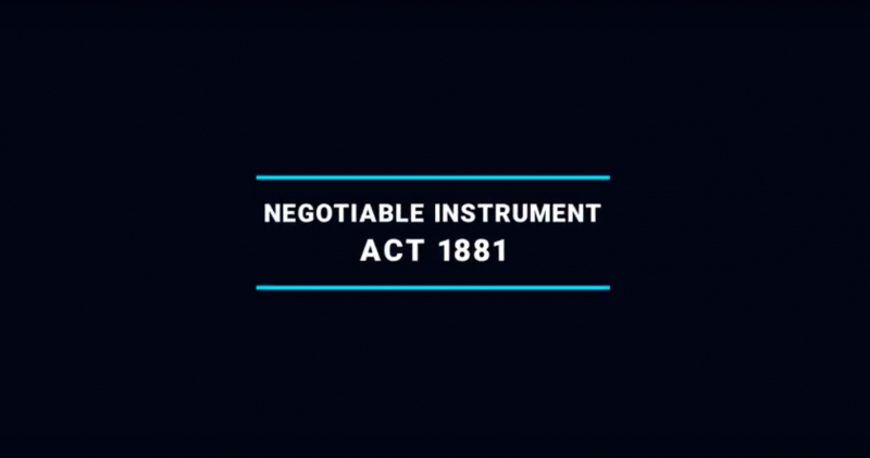Cheque Dishonour in Bangladesh under Negotiable Instrument Act 1881