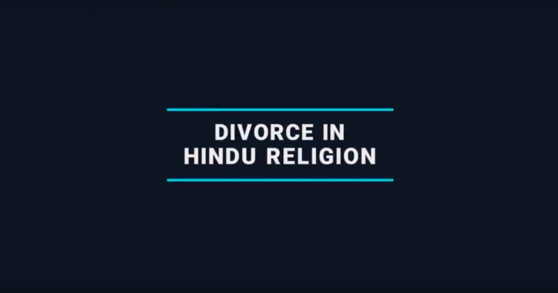 Divorces in Bangladesh by the people of Hindu Religion
